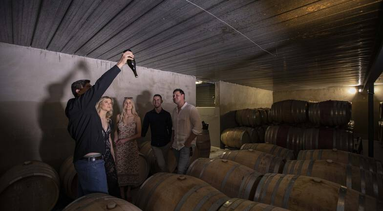 Winemaker's Experience at The Lane Vineyard - For 2