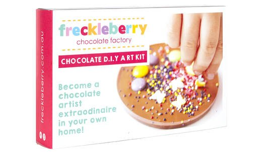 Kids D.I.Y Chocolate Art Party Kit