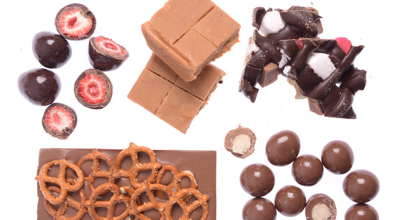 Chocolate Lovers Gourmet Collection