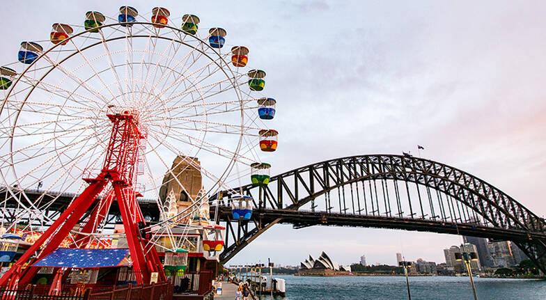 Luna Park Unlimited Rides Pass  85cm105cm