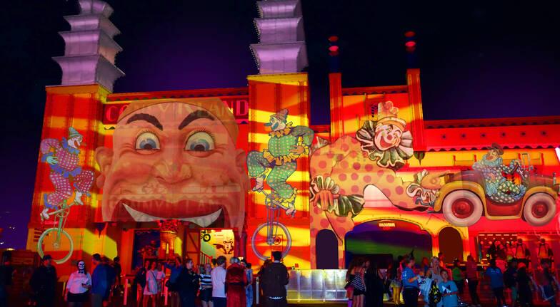 Luna Park Rides Pass during Vivid Sydney - Weekend - 130cm