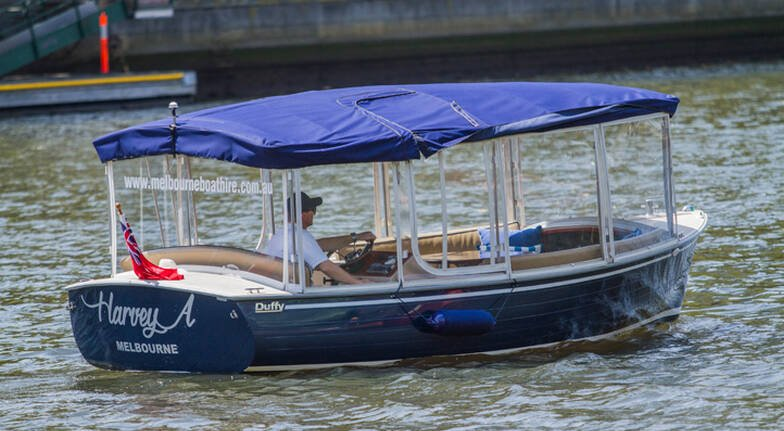 Self-Drive Boat Hire - 2 Hours