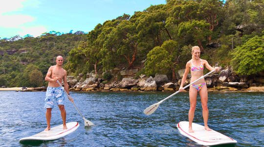 Stand Up Paddle Boarding - Private Lesson - Manly