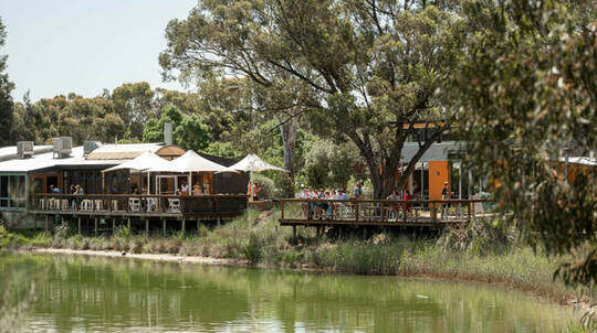 Maggie Beer's Farm Shop Experience with Bottle of Wine
