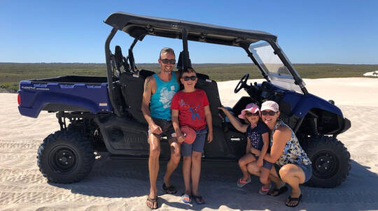 Dune Buggy Scenic Tour - 30 Minutes