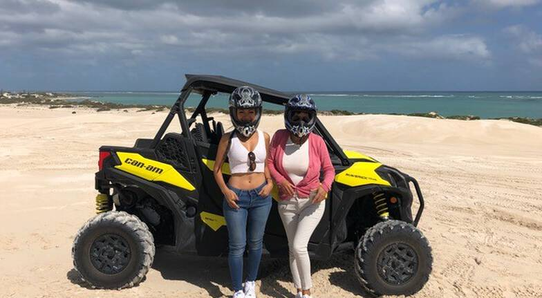 Quad Biking or Dune Buggy Adventure - 30 Minutes - For 2