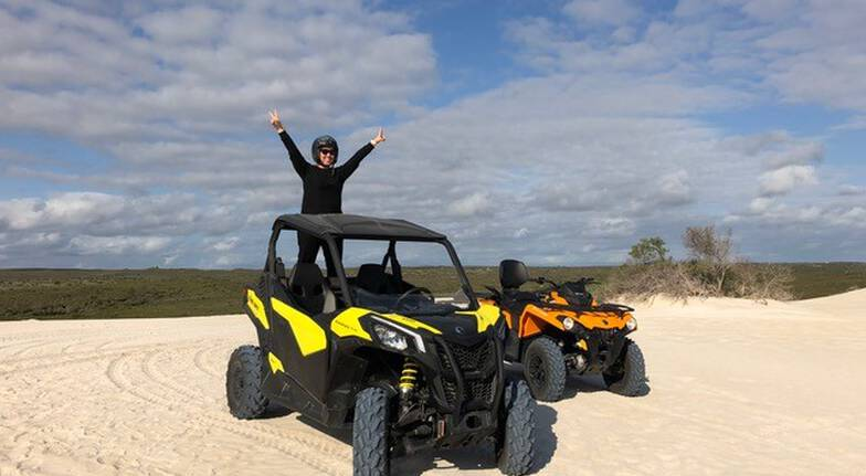 Quad Biking or Dune Buggy Adventure - 60 Minutes - For 2