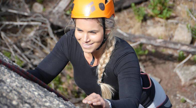 rock climbing in you yangs regional park