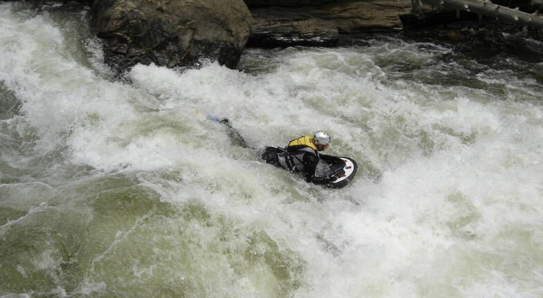 Whitewater River Boarding on the Yarra River - 2.5 Hours