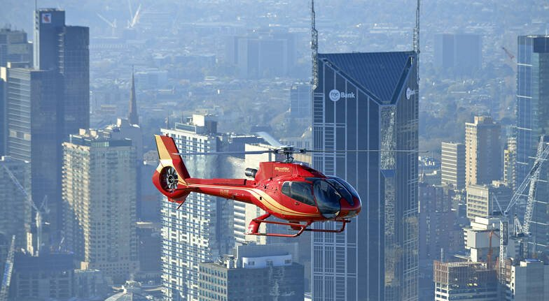 20 Minute Melbourne City Helicopter Flight