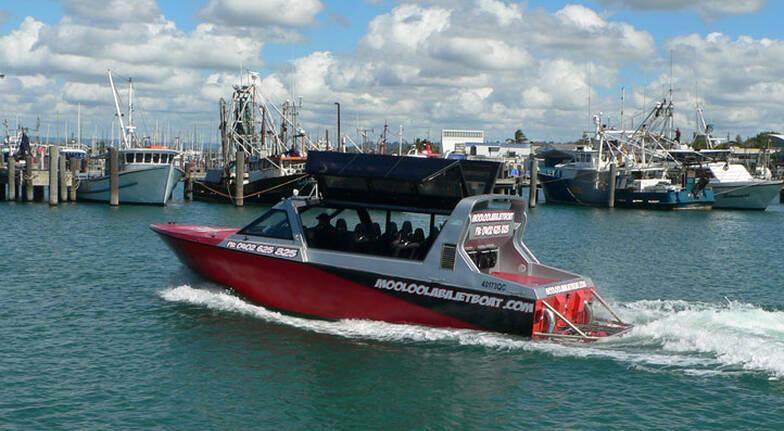 Jet Boat Ocean Thrill Ride - 45 Minutes