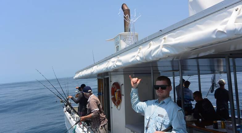 Deep Sea Fishing Trip  Half Day