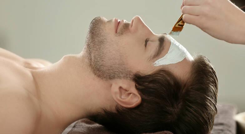 Facial - 60 Minutes - For Men
