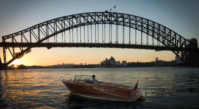 Private Sydney Harbour Cruise with Picnic Hamper - 4 Hours