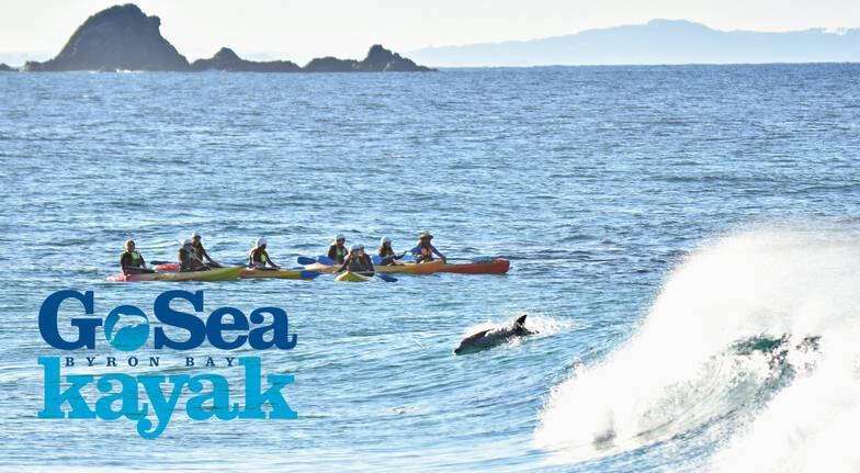 Byron Bay Sea Kayak Tour - 3 Hours