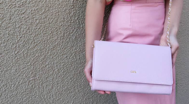 Design Your Own Perfect Clutch