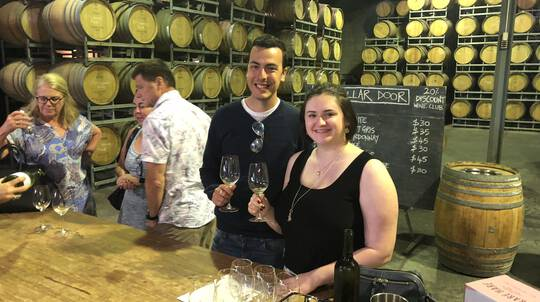 Private Mornington Peninsula Wine Tour with Lunch - For 4