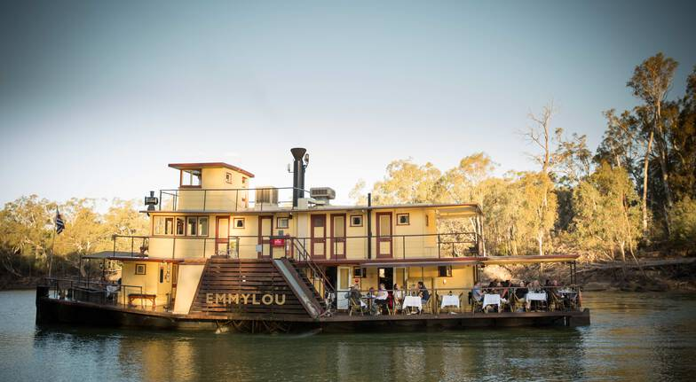 Murray River Cruise and Golf Experience - 2 Nights - For 2