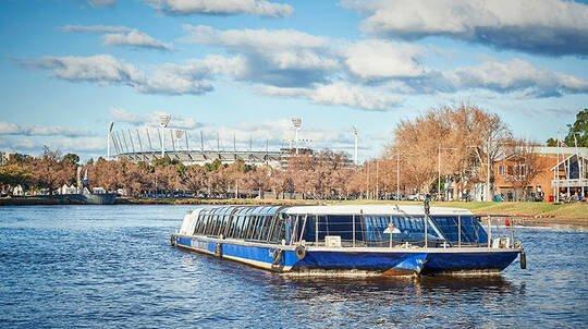 Melbourne River Gardens Scenic Cruise - 1 Hour