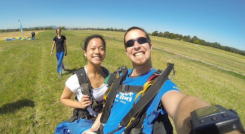 Tandem Skydive Over Yarra Valley  Up To 15000ft