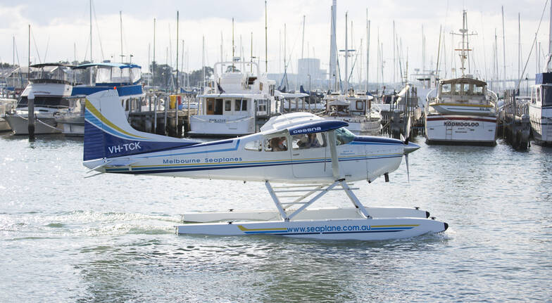 Seaplane Ultimate Scenic Flight - For 2 - Melbourne