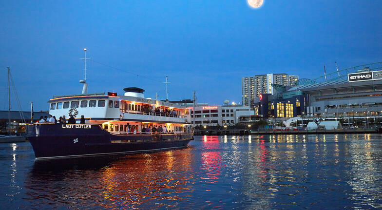 Retro Party Cruise on the Yarra River