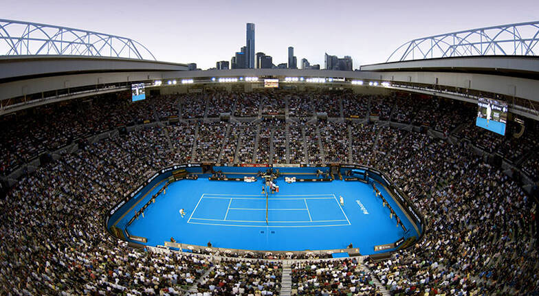Melbourne Sports Tour  Sports Museum and Australian Open