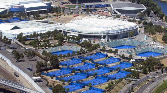 Melbourne Sports Tour - MCG and Australian Open Tour