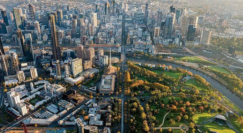 Doors Off Helicopter Flight over Melbourne - 30 Minutes