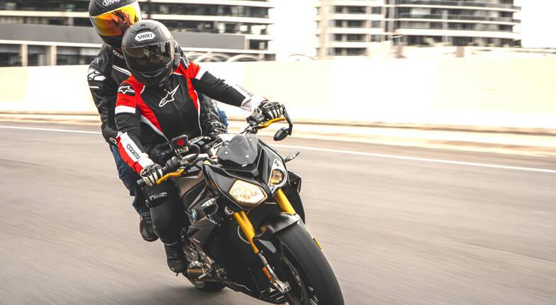 Melbourne City Motorbike Ride - 2.5 Hours