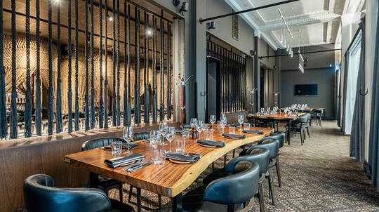 2 Course Steakhouse Dinner with Wine - Adelaide - For 2