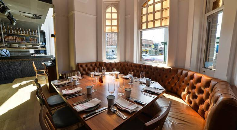 3 Course Steakhouse Dinner with Wine  Hawthorn  For 2
