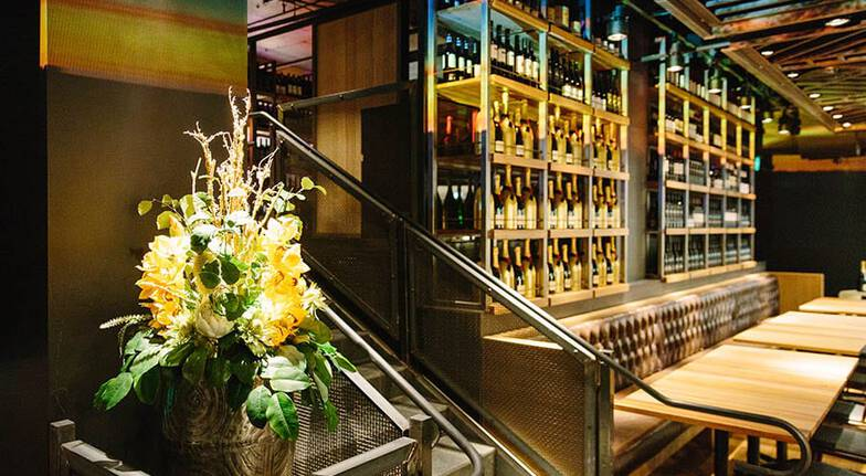 The Ultimate Steakhouse Experience with Wine  For 2