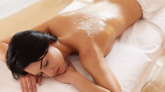 Massage, Facial and Body Polish - 2 Hours - For 2