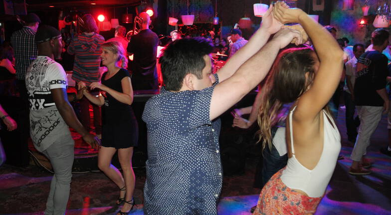 Salsa Experience with Live Band