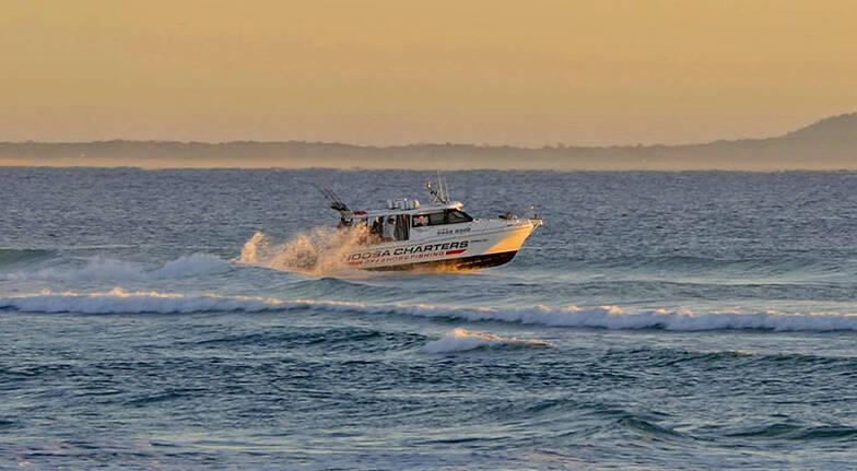 Noosa Offshore Fishing Charter  9 Hours