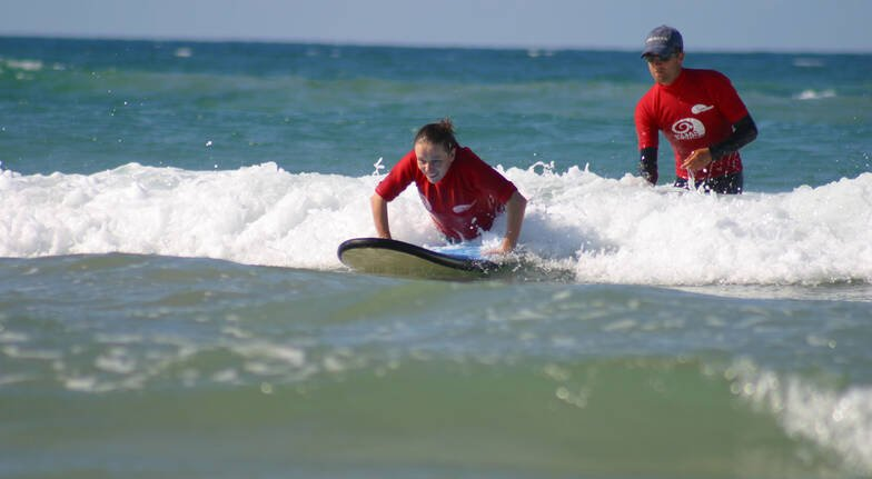 Private Surfing Lesson - 2 Hours - Noosa