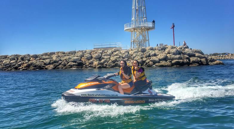 Ocean Blast Jet Ski Tour - 60 Minutes - For 2