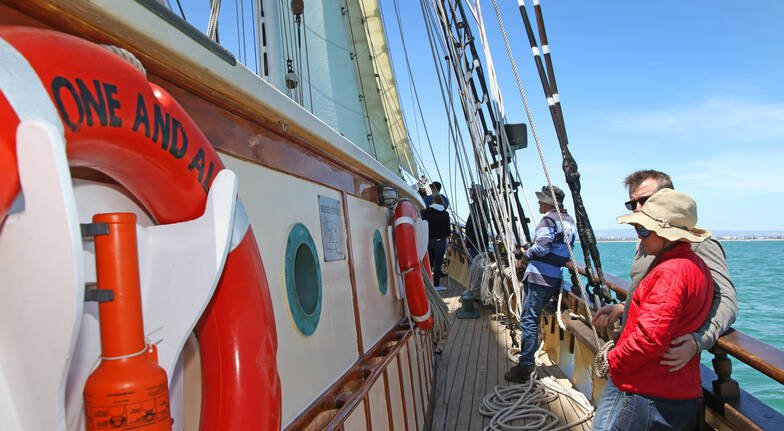 Port River Tall Ship Cruise - 2 Hours