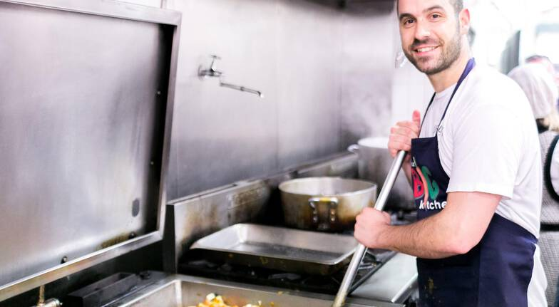 Cook a Meal for the Homeless at Our Big Kitchen