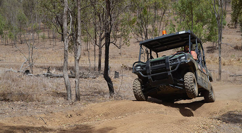 Off Road 4x4 Buggy Tour - 2 Hours