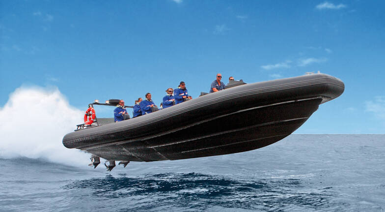 Offshore Thrill Ride to Bondi Beach and Return - For 2
