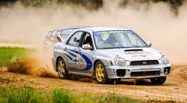 Subaru WRX Rally Car Driving Experience - 6 Laps - Brisbane