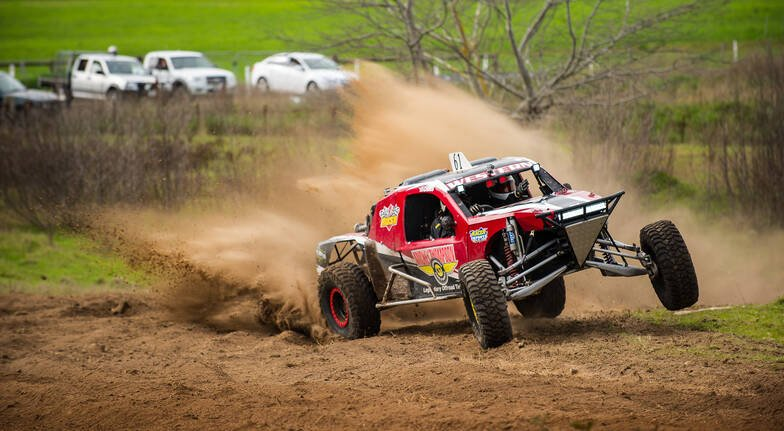 V8 Buggy Driving Experience - 6 Laps - Brisbane
