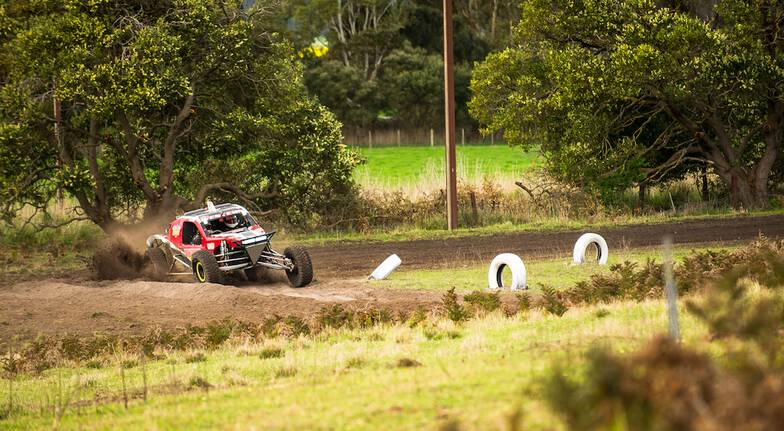 V8 Buggy 6 Drive Laps and 1 Hot Lap Experience - Gold Coast