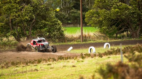 V8 Buggy Drive - 20 Lap Drive and 2 Hot Laps - Gold Coast