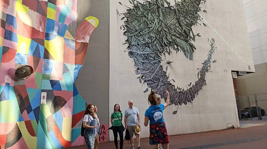 Perth Street Art and Sculpture Tour - 2 Hours