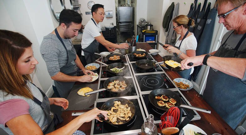 Thai Cooking Master Class