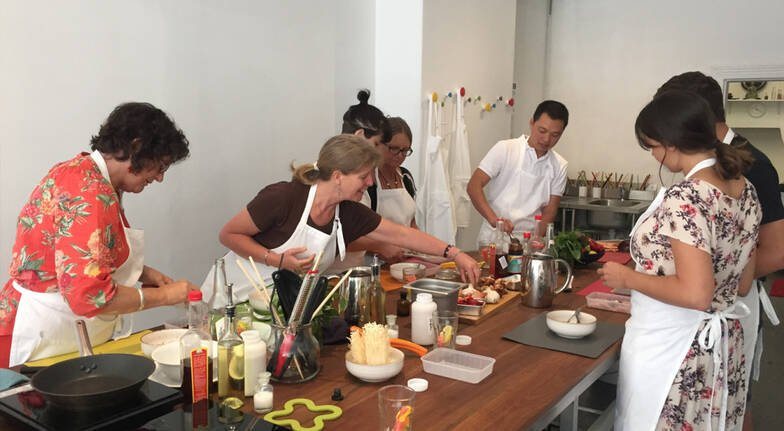 Thai Cooking Master Class - For 2