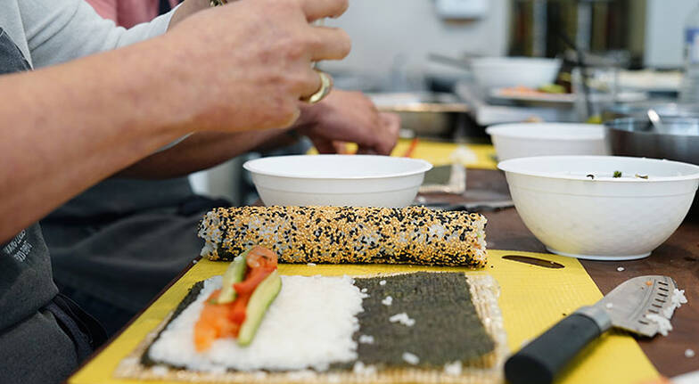 Private Asian Cooking Class with Drinks - 2 Hours